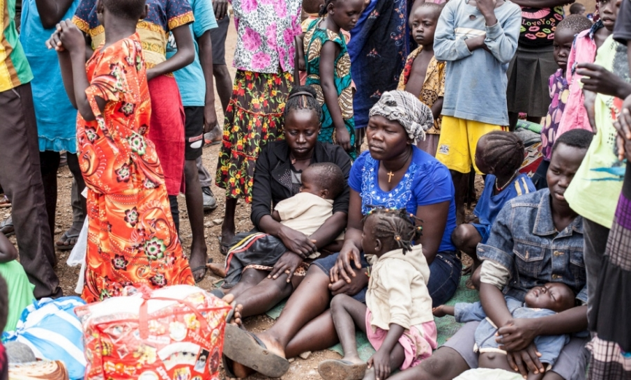 Vluchtelinen Soedan